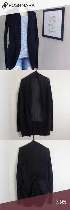 Lululemon Transformation Wrap ⭐️ Lululemon transformation wrap Cardigan, in great used conditions ⭐️excepting offers⭐️ lululemon athletica Sweaters Cardigans