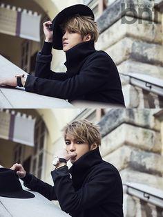 Beloved Jaejoong bnt photoshoot in Vienna, Austria 2014 ❤️ JYJ Hearts