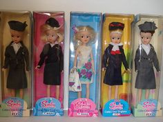 CABIN CREW SINDY DOLLS