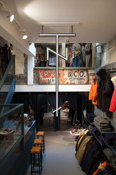 superfuture :: supernews :: amsterdam: tenue de nîmes store opening