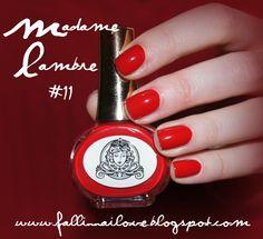 fall in ...naiLove!: Madame Lambre #11...