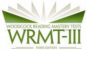 The WRMT-III contains four new and five revised subtests:    Phonological Awareness NEW  First Sound Matching  Last Sound Matching  Rhyme Production  Blending  Deletion  Listening Comprehension NEW  Letter Identification REVISED  Word Identification REVISED  Rapid Automatic Naming NEW  Object & Color Naming  Number & Letter Naming  Oral Reading Fluency NEW  Word Attack REVISED  Word Comprehension REVISED  Antonyms  Synonyms  Analogies  Passage Comprehension REVISED