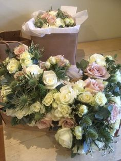 Wedding delivery from alderleyflowers My Flower, Flowers, Floral Wreath, Delivery, Wreaths, Shop, Wedding, Home Decor, Valentines Day Weddings