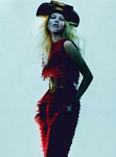 Dolce&Gabbana Spring Summer 2014, Numero` France February 2014 -