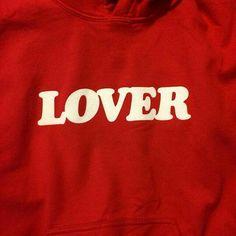 Lover....