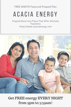 33 Best Acacia Energy images in 2018 | Prepaid electricity