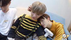 εïз ↝ sтɾαωвєɾɾч 「 📷 Stray Kids Yang Jeongin ( I.N ) and Hwang Hyunjin