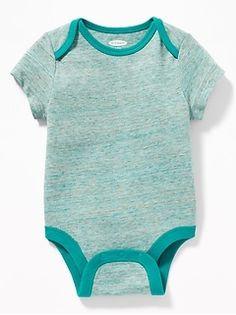 NEW Baby Boy Henley placket Dinosaur Long Sleeves Bodysuit 6-12 months Navy Blue