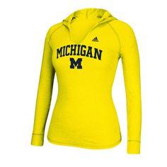 Adidas University of Michigan Ladies