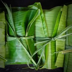 Recipe testing today with crocodile fillets marinaded in Vietnamese flavors -- lemongrass, ginger, garlic, fish sauce, lemon juice, basil and spring onions -- and then baked in banana leaves. A definite thumbs up ... with a tweak here and there! #SavannaBel #ZambeziValley #BushGourmet #WildEdibles