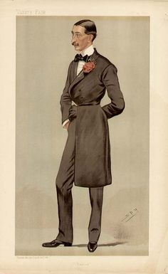Robert Armstrong Yerburgh, Vanity Fair, 1893-10-19 - Category:Vanity Fair caricatures (politicians) - Wikimedia Commons