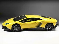 Lamborghini Aventador LP720-4.