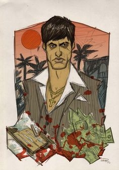 Scarface by ~DenisM79 on deviantART