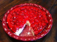 Sugar Free Like Me: Sugar Free/Low Carb Cherry Cheesecake!