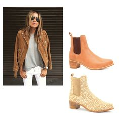 Which colour 'Cardinal' boot would you wear to finish @sincerelyjules' outfit? Tan or deer print...