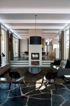 Flagstone Floor House On The Monaghan Farm Eco Estate North Of  Johannesburg, Designed By Pretoria Architect Karlien Thomashoff