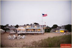 Elegant Beach Wedding at the Chatham Bars Inn | Person + Killian