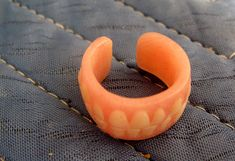 Denture Ring by ConcaveOblivion on Etsy