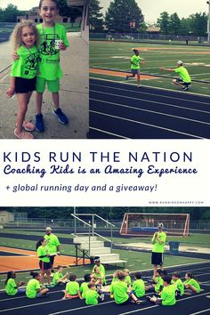 When I first set out to start a Kids Run the Nation in my area, I had no idea what I was getting into. I didn't know how hard it was going to be. I also didn't realize how rewarding it would be. Running Training Plan, Running A Mile, Running Day, Running Club, Race Training, Kids Running, Running Workouts, Running Tips, Golf Tips For Beginners