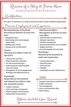 how to write resume selection criteria