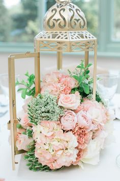 CENTRE DE TABLE mariage oriental chic No Stress Wedding sur Trendy Wedding le blog