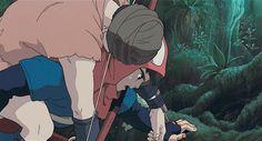 Princess Mononoke | Studio Ghibli GIFs