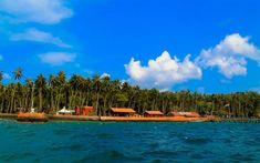 Havelock and Neil Islands are beautiful Islands located very close to Port Blair. Both the Islands are in Andaman and Nicobar Islands. Marine National Park, National Parks, Beautiful Islands, Beautiful Beaches, Andaman Tour, Havelock Island, Ross Island, Port Blair, Andaman And Nicobar Islands