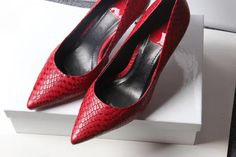 Red heels Dior
