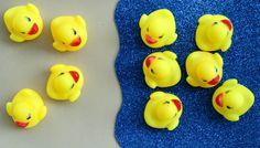Rubber Duck Math Game