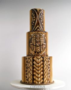 Samoan wedding cake
