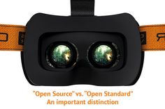 """OSVR may be """"open source"""" but it is not """"open standard,"""" and that is an important distinction says Neil Schneider of the ITA 