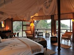 Hamiltons Tented Camp Hotel Kruger National Park, South Africa