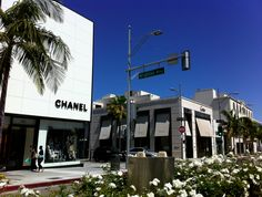Chanel Store, Rodeo Drive, Beverly Hills