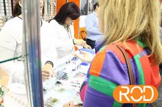 Capturamos aquí algunos de los momentos más importantes de la participación de ROD en Expo Joya Octubre 2014.