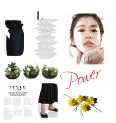 """""""Asian power"""" by giastyle on Polyvore featuring Goen.J"""