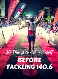 """Every October, the top triathletes from across the world gather to compete at the crown jewel of the sport in Kona, Hawaii. For many though, the words, """"You are an IRONMAN,"""" remains an elusive dream. At what point should you turn that dream into reality and target finishing a full triathlon? We turned to top coaches as well as top Iron-distance triathletes to find the b…"""