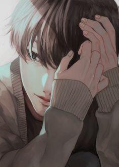 Sean Sean - Having trouble obtaining anime? Manga Anime, Art Anime, Manga Boy, Anime Art Girl, Anime Boy Kawaii, Hot Anime Boy, Anime Boys, Cool Anime Guys, Handsome Anime Guys