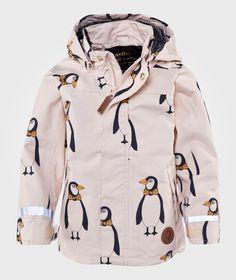 Edelweiss AOP Jacket Beige - 1