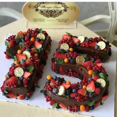 Most up-to-date Photographs fruit cake number Thoughts - yummy cake recipes Food Cakes, Cupcake Cakes, Cupcakes, Number Cakes, Number Birthday Cakes, 27th Birthday Cake, Fruit Birthday Cake, Cake Blog, Pretty Cakes