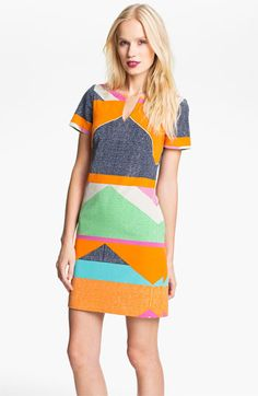 Trina Turk 'Museum' Sheath Dress available at #Nordstrom