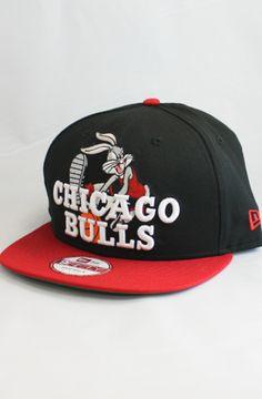 567b22f112400a Chicago Bulls Bugs Bunny Snapback Best Caps
