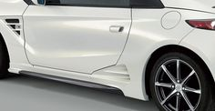 """PHOTO 06: Car: HONDA: S660: MUGEN, various parts for Honda 'S660' on sale-Car Watch (http://car.watch.impress.co.jp/docs/news/20150331_695580.html) MUGEN (M-TEC) sequentially released various parts such as aero parts and wheel towards the HONDA """"S660"""" from April 2. 2015. For more info, see Official Product information site: http://www.mugen-power.com/automobile/products/s660/parts/02.html """"S660 with MUGEN parts"""""""