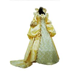 Unique Medieval Renaissance Costumes Wedding Ball Prom Gowns for Women SKU-2010118