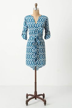 Shirt dress from anthro