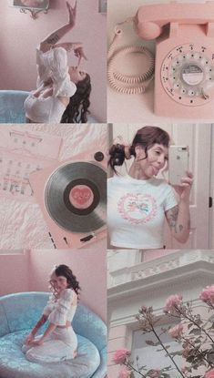 Melanie Martinez Quotes, Melanie Martinez Music, Melanie Martinez Drawings, Crybaby Melanie Martinez, Mood Wallpaper, Aesthetic Pastel Wallpaper, Aesthetic Wallpapers, Aesthetic Collage, Pink Aesthetic