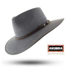 The Akubra Cattleman in Glen Grey is just one of the many Akubra styles we offer! Shop the Akubra range Online Now! Akubra Hats, Types Of Hats, Grey Hat, Hats For Men, Caps Hats, Cowboy Hats, Latest Trends, Boots, Cameras