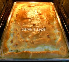 Danni and Lype: Chicken Pie in Blender