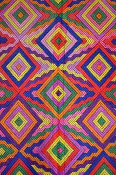 The genius of Guatemalan color and pattern www.handeyemagazine.com