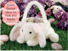 Easter Basket Ideas for Kids and Adults When you think of Easter baskets, does it conjure up memories of the same-old plastic or wicker versions? Then changing it up this holiday with these not-so-ordinary Easter baskets ideas for kids and adults. http://www.dialmformoms.com/ordinary-easter-baskets-ideas-kids-adults/ #easterbaskets #easter