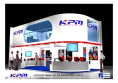 KPM Stand example